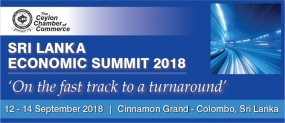 Sri Lanka Economic Summit 2018 Registrations now on