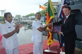 Australia provides two main engines to Navy ship