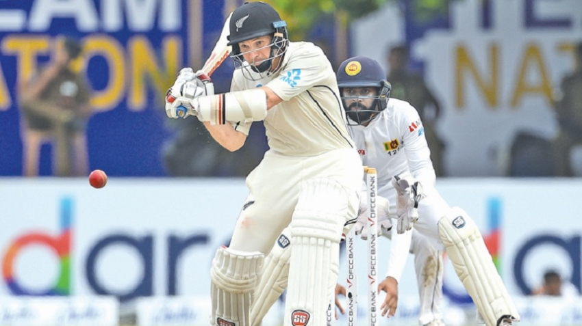 Galle Test nicely poised as New Zealand fight back