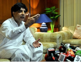Foreign, local elements behind Karachi airport attack: Nisar