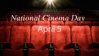 Government declares April 5 as 'National Cinema Day'