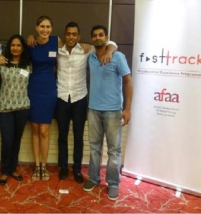 Leo Burnett's Young Professionals attend AFAA's Fast Track Programme in Malaysia