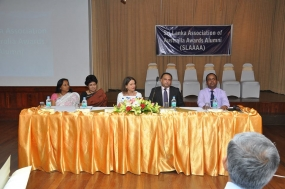 Sri Lanka Association of Australia Awards Alumni Pre-incorporation Meeting