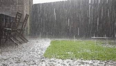 Prevailed heavy rain reduce in  North and occur in theSouth