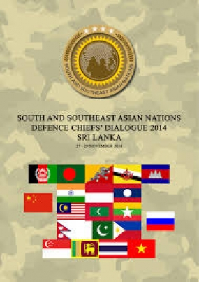 SASEAN Defence Chiefs' Dialogue -2014 commences today in Colombo