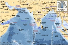Extreme events in Indian Ocean region