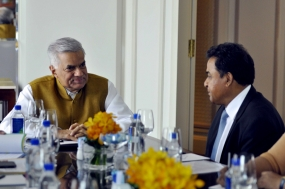 PM meets Bangladesh Minister of Planning