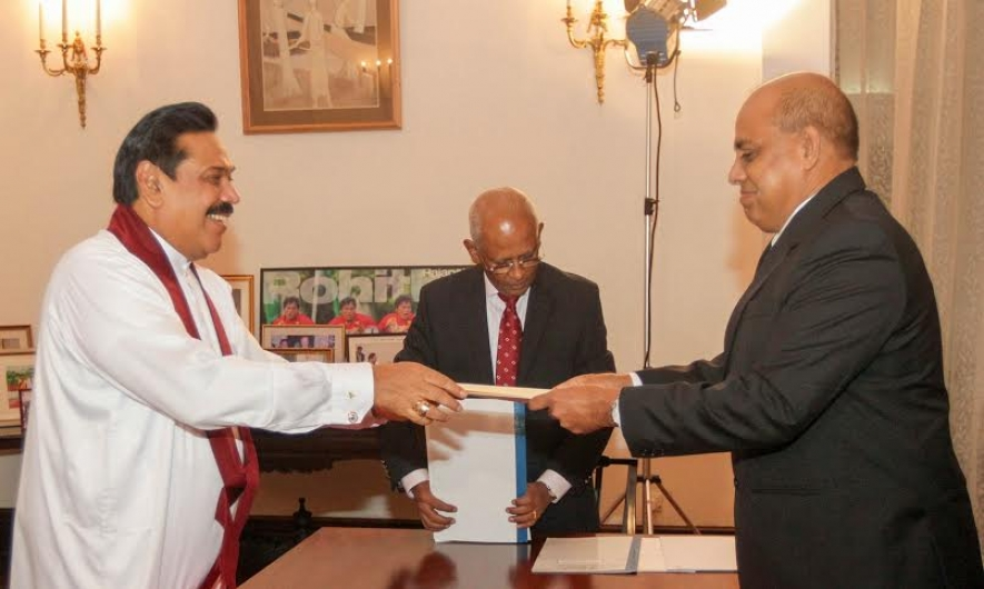 Abdul Gafoor appointed as an Appeal Court Judge