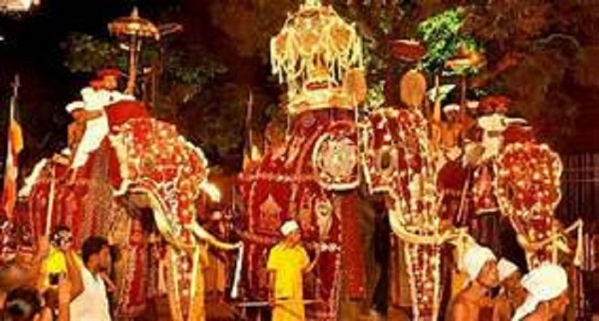 Tonight Final Randoli Perahera