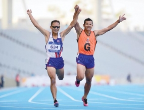 Thai Para Games Athletes Return Triumphant With 21 Gold Medals