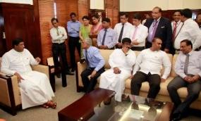 Minister Ravi thanks Finance Ministry staff
