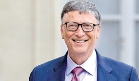 Bill Gates hails Lanka's 'high quality' primary healthcare