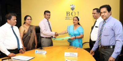 BOI signs MOU with Coast Conservation  Department