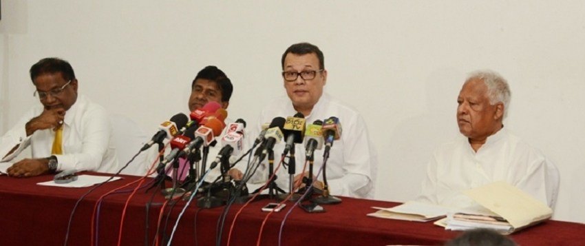 Govt. says Speaker's statement is biased