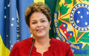 First Woman President of Brazil to Take Over Second Term Today