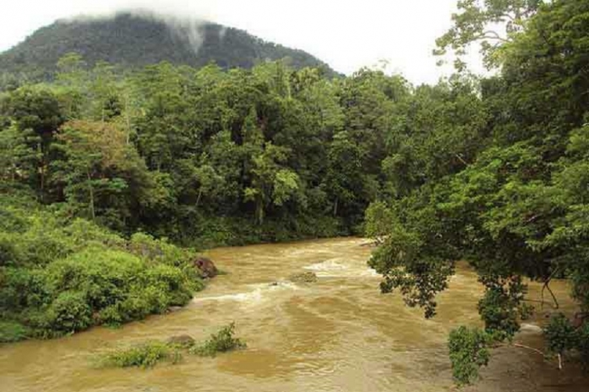 Water levels of Kelani, Attanagalu and Kalu rivers on the rise