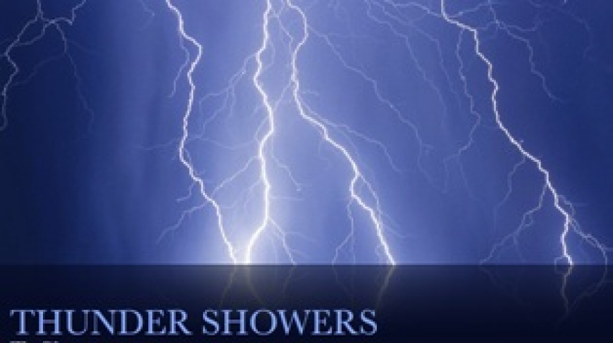Showers or thundershowers at few places in  Eastern and Uva provinces