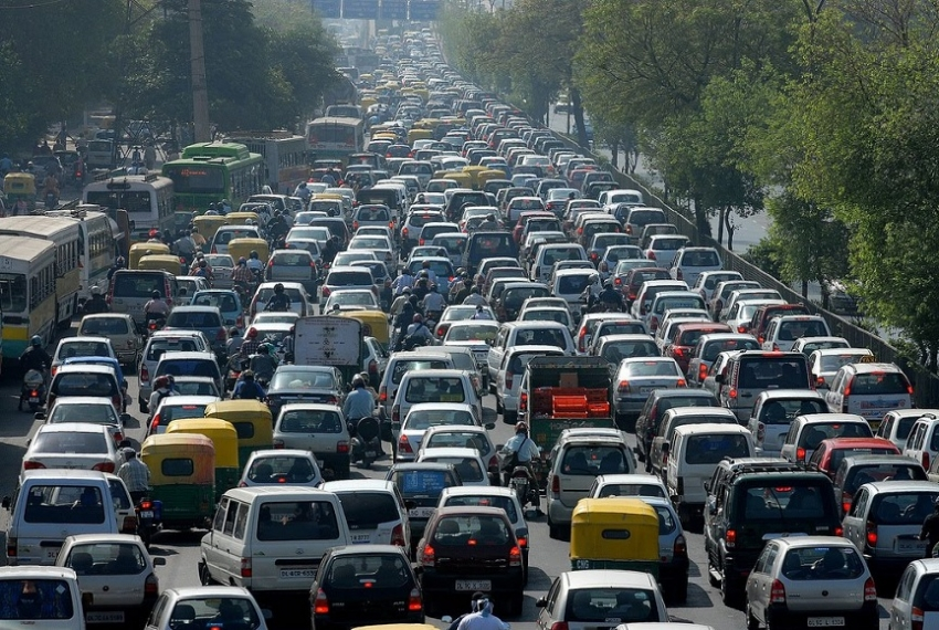 Loss due to traffic congestion: Rs.1, 000 Mn a day