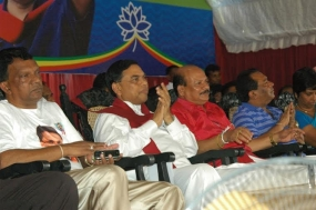 SLFP revitalized: 494 confabs show party's strength