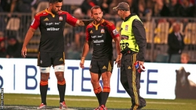 Aaron Cruden: All Black fly-half poised to miss World Cup