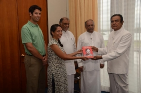 Book launch – KusumaKarunaratna - talks Delivered in Parliament