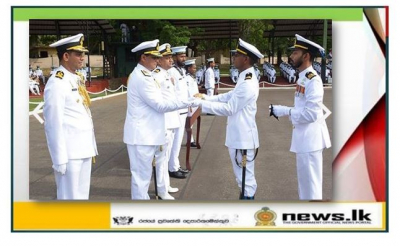 Passing out Parade of Direct Entry officers & Commissioning of Service Entry candidates held at NMA