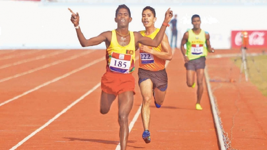 Lanka wins three more gold medals but remain fourth