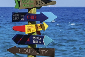 Sri Lanka moves up five places in 2014 AT Kearney's GSLI