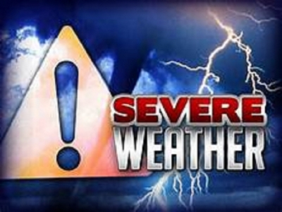 Severe weather warnings continues