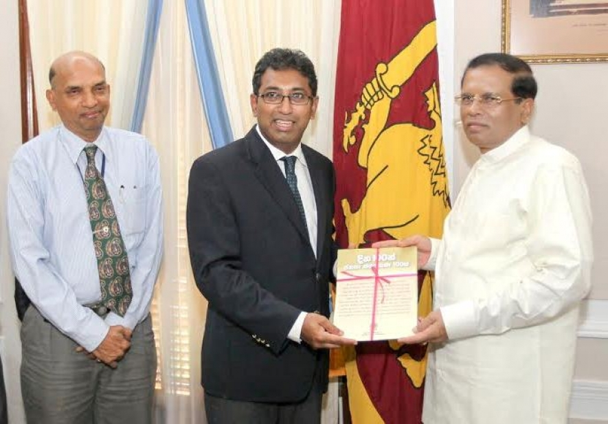 Progress Review Report on 100 days presented to President