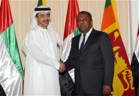 Sri Lanka, UAE explore ways to strengthen trade and investment ties