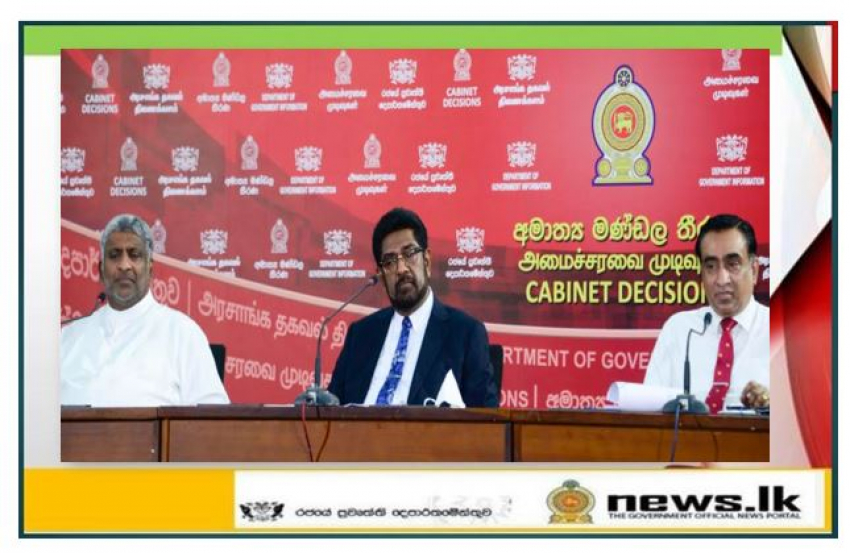 Cabinet approves provision of relief to electricity consumers affected by Covid-19 pandemic