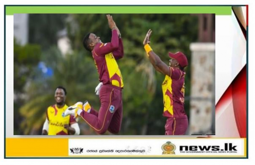 Sri Lanka vs West Indies T20: West Indies wins, take T20 series 2-1