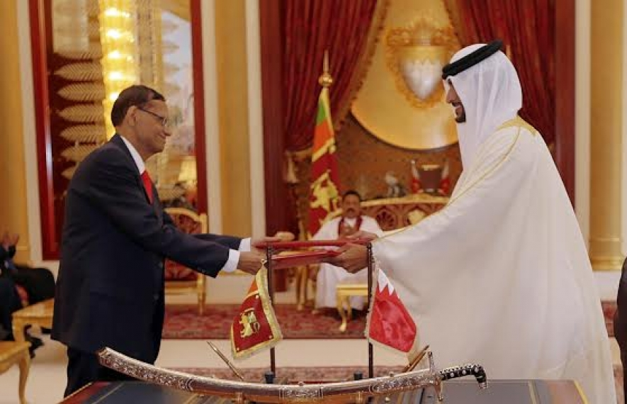 Sri Lanka and Bahrain Sign Three MoUs to Further Strengthen Ties
