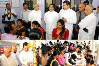 BOI Job Fair in Kandy