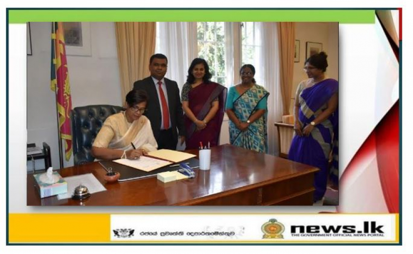 Ambassador-designate of Sri Lanka to Germany assumes duties