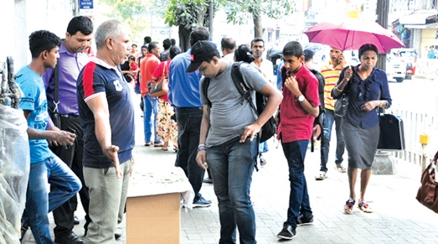 Normalcy returns to Kandy