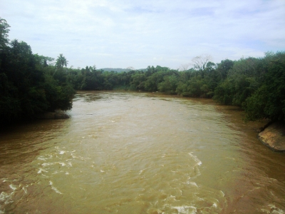 Water levels of Kalu, Gin and Kelani  rivers on the rise