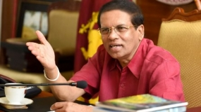 Interview with Maithripala Sirisena, President of Sri Lanka