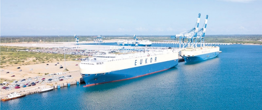 H'tota Port set to accomplish top position in region