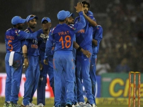 India won by 169 runs - Sri Lanka vs India 1st ODI