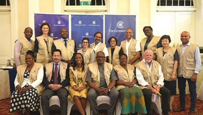 Commonwealth group to observe presidential poll