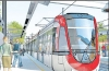 JICA, Ministry of Megapolis sign MoU for LRT project