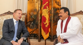 Australian Prime Minister Commends President on LLRC Implementation