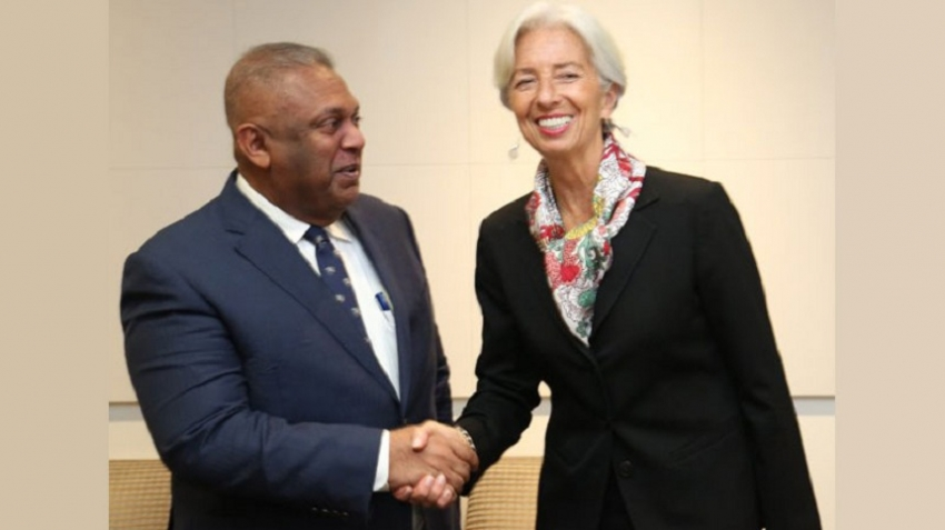 IMF team to visit Sri Lanka
