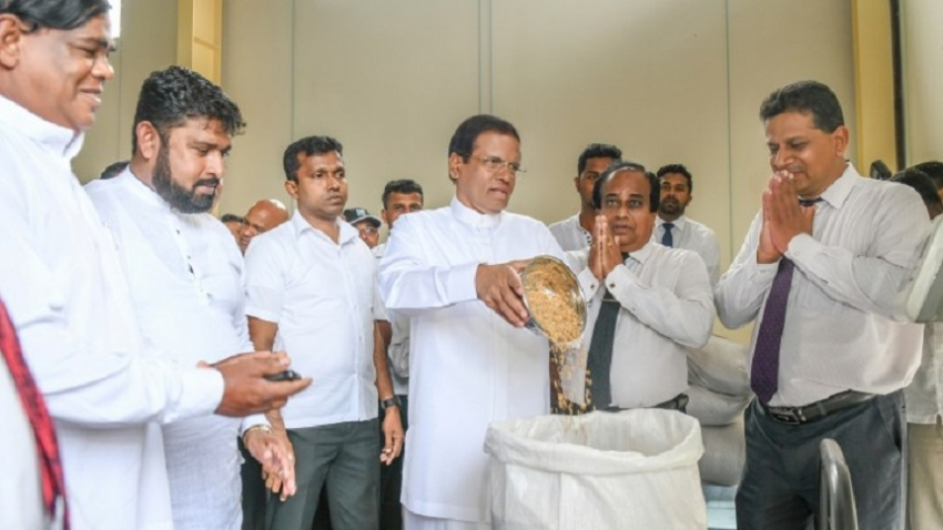 President says that steps be taken to strengthen the farmers economy