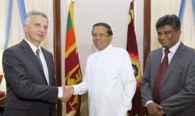 Swiss Foreign Minister concludes successful visit to Sri Lanka