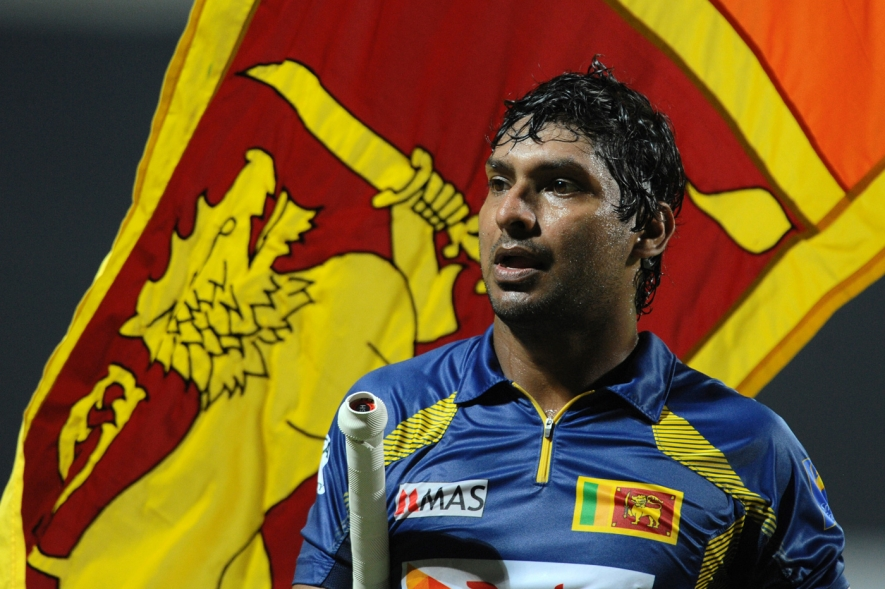 Sangakkara first to score four centuries in a row