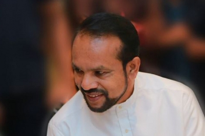 Remains of MP Ranjith De Zoysa to be returned from Singapore tonight