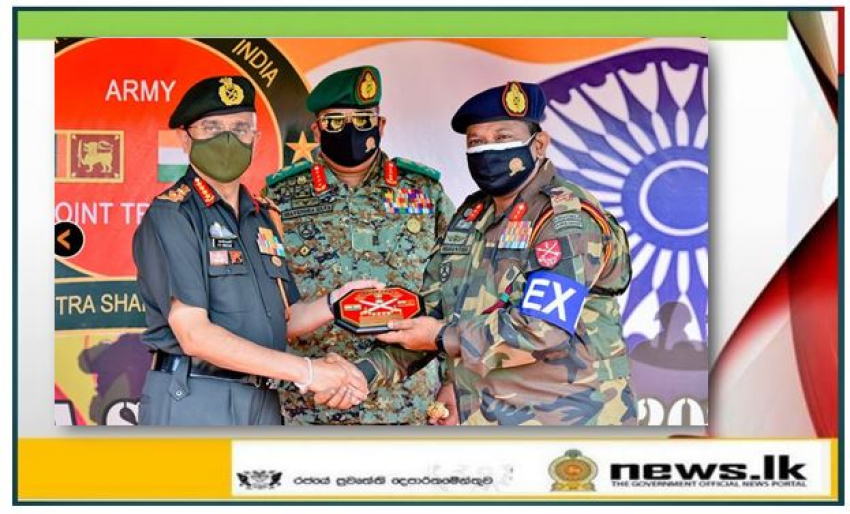 'Mitra Shakthi' Boosts Strength & Friendship, Says Indian Army Chief Witnessing Final Mock Attack at Maduru Oya